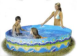 Bestway paddling pool 5 ft x 1 ft