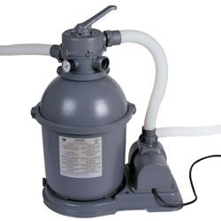 Bestway flowclear SAND filter pump 800 gal