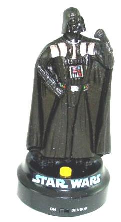 Dashboard Driving Darth Vader