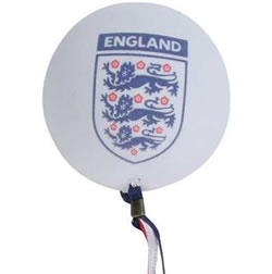 England FA car aerial antenna ball
