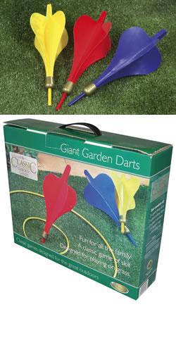 Giant Darts Garden Game