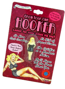 Grow Your Own Hooker
