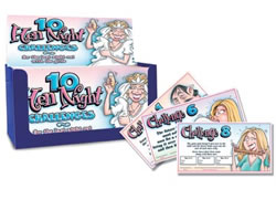 Hen Night Vouchers