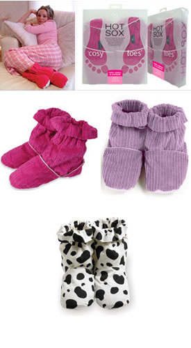 Aroma Hot Sox Socks
