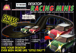 Mini Cooper Racing Set