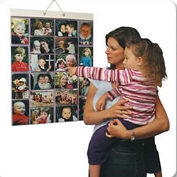 Picture Pockets Hanging Photo Gallery Large