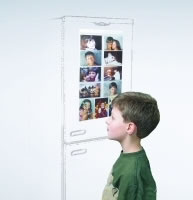 Picture Pockets Hanging Photo Gallery Magnetic