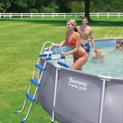 Bestway Pool Ladder 36 Inches