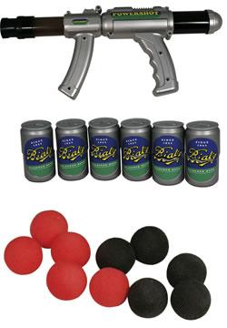 Powershot Tin Can Target Practice