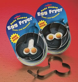 Rude Shaped Egg Fryer