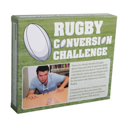 Rugby Conversion Challenge