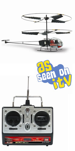 RC Salvation 1 Helicopter