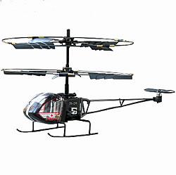 RC Salvation 3 Helicopter