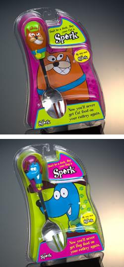 Pet Spork Cutlery