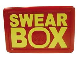 Talking Swear Box