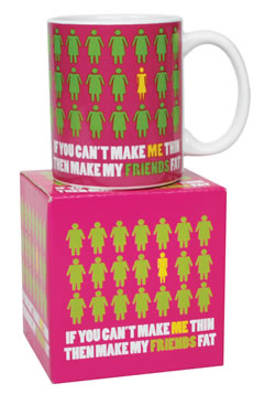 If You Cant Make Me Thin Gift Mug