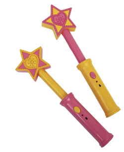 Wand Walkie Talkies